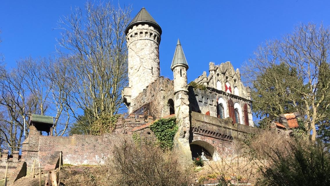 Burg Henneberg Vier