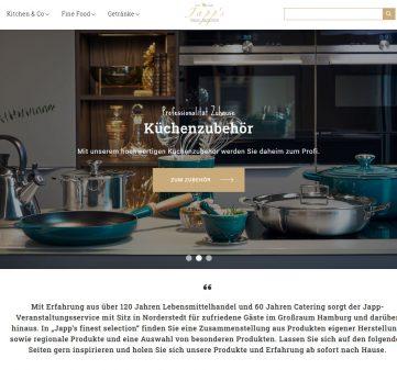 Japp's Finest Selection Online Shop